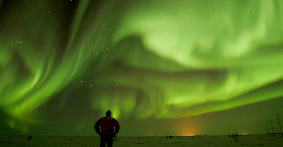 Northern-Lights-1-green-sky-person