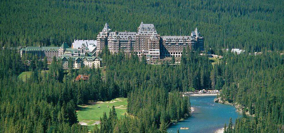Fairmont-Banff-Springs-summer
