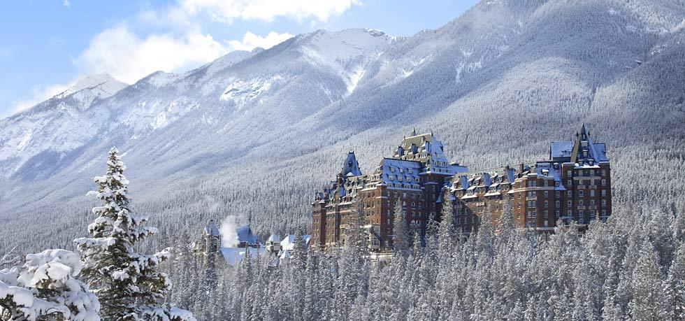 Fairmont-Banff-Springs